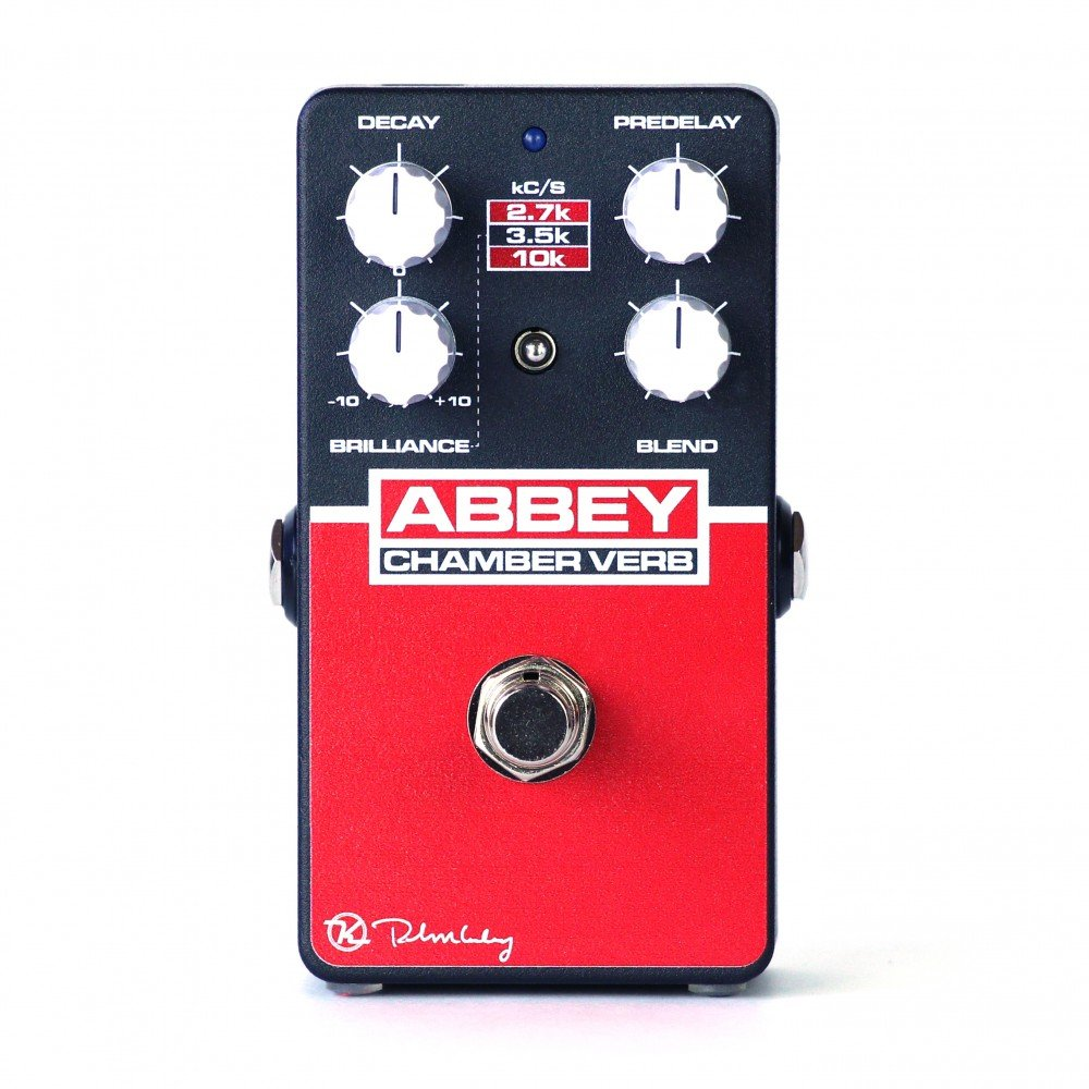 Keeley Abbey Chambered Reverb