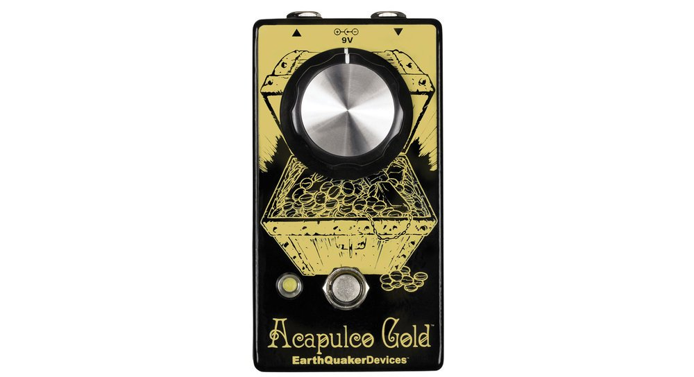 Acapulco Gold V2 Power Amp Distortion
