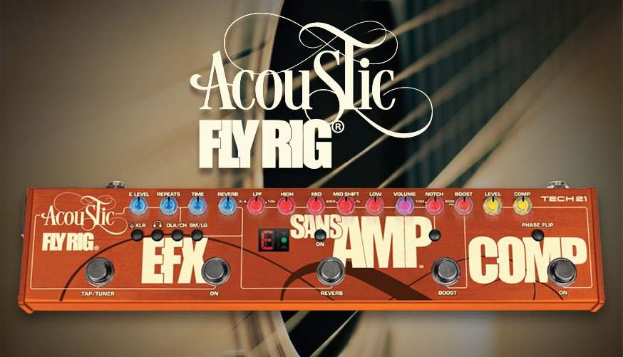 Acoustic Fly Rig