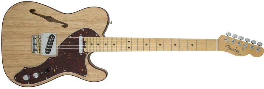 Tele American Elite Thinline MN NAT v