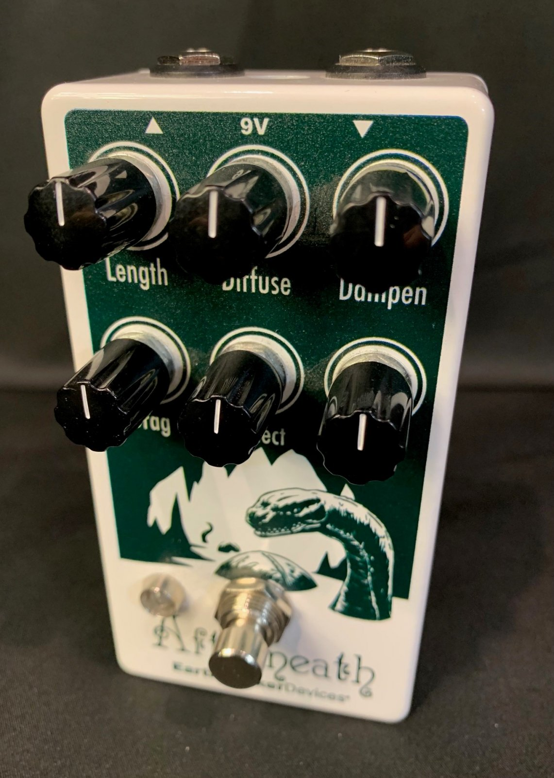 Earthquaker Afterneath V2 Special Edition Reverb Pedal