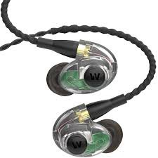 AMPRO30 Clear 3 Way Earbuds