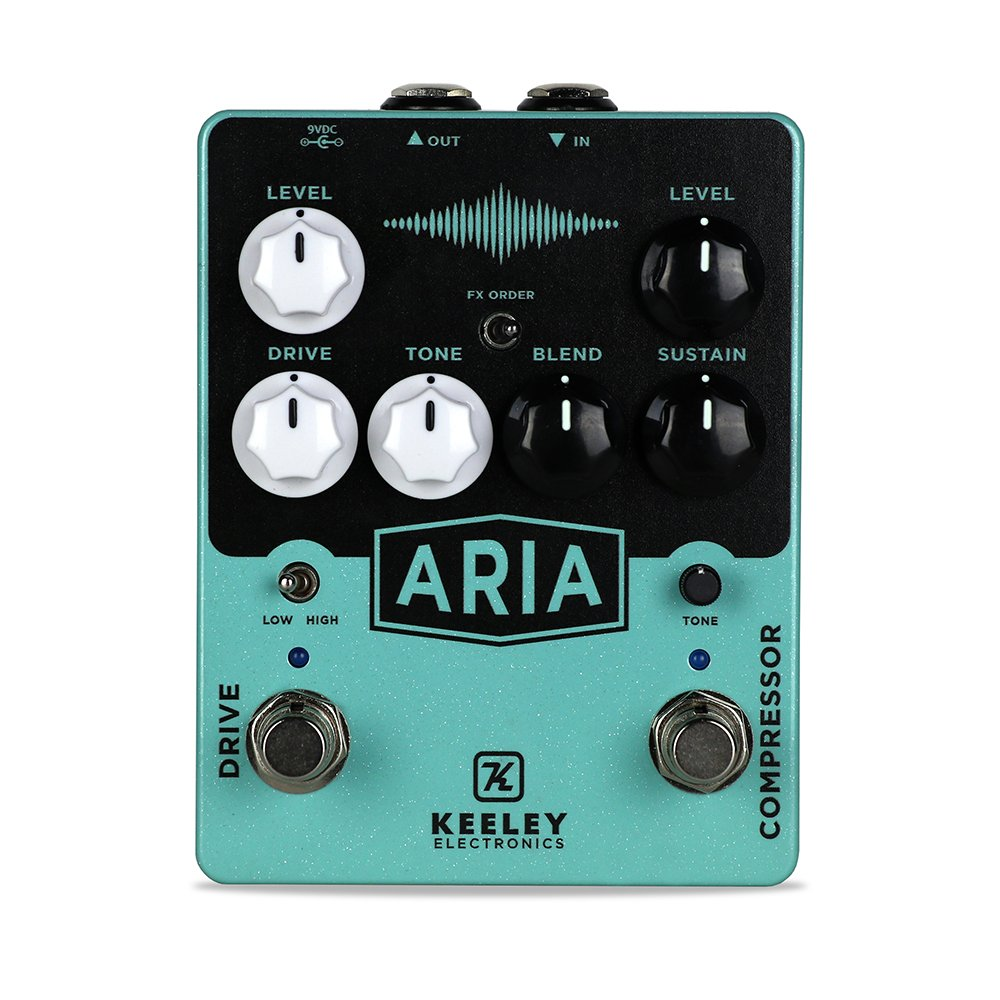 Keeley Aria Comp Overdrive