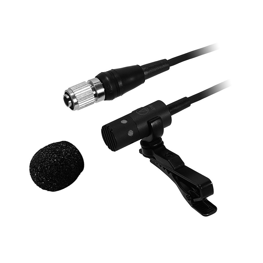 AT831CH Cardiod Lavalier Mic