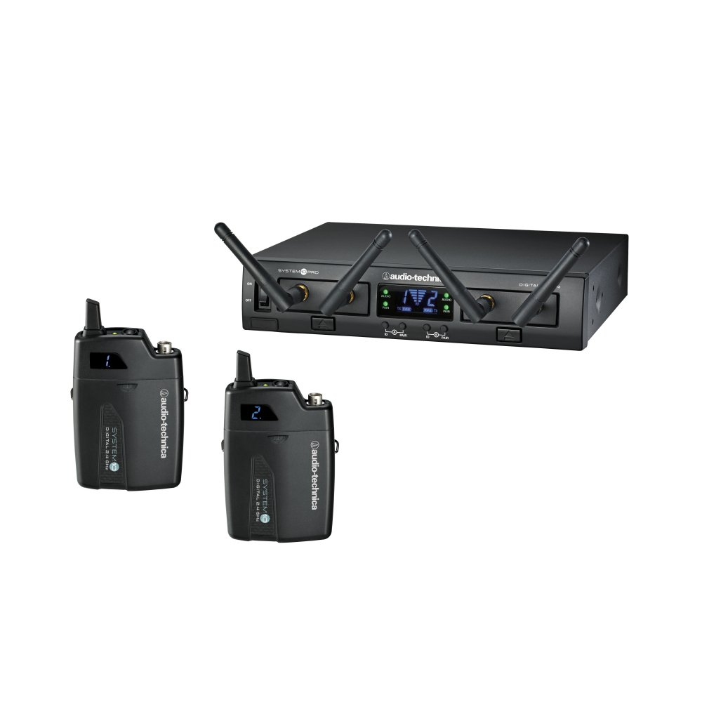ATW-1311  Dual Body Pack Pro Digital System