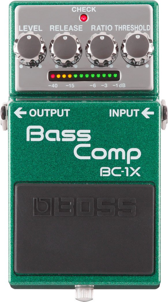 BC-1X Bass Compressor Pedal