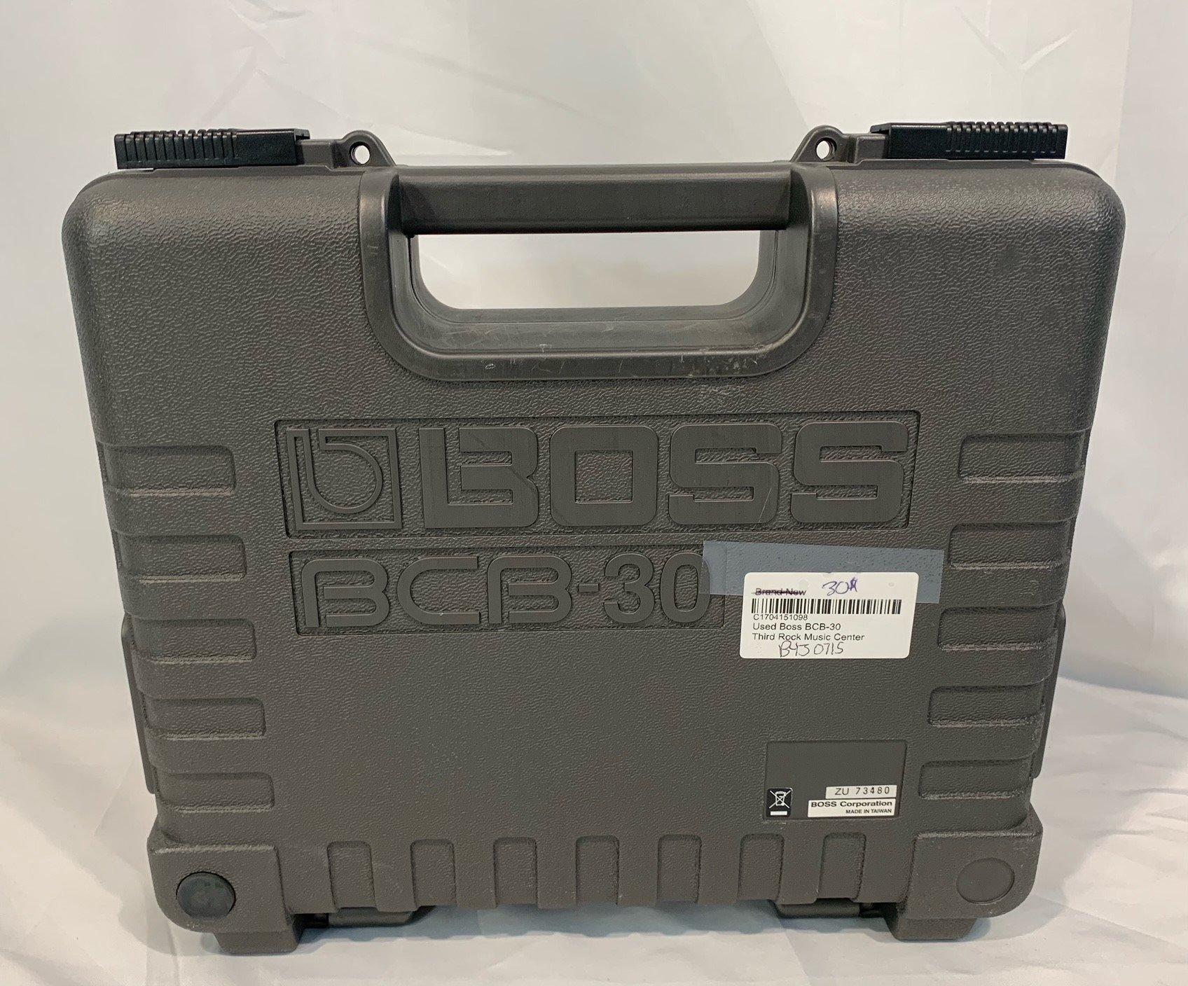 Used Boss BCB-30