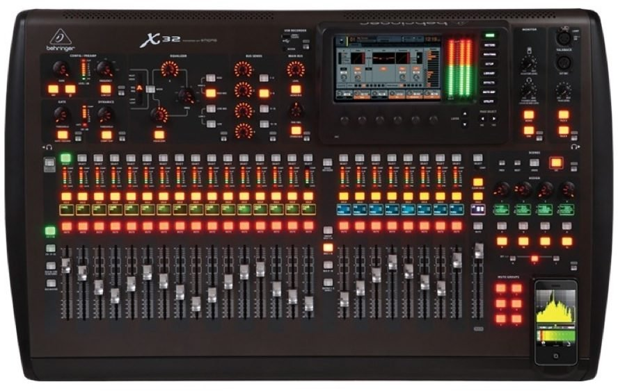 X32  32X16 Digital Mixer