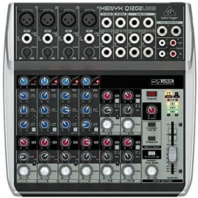 Xynyx Q1202 USB Mixer