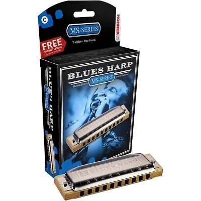 Blues Harp in D