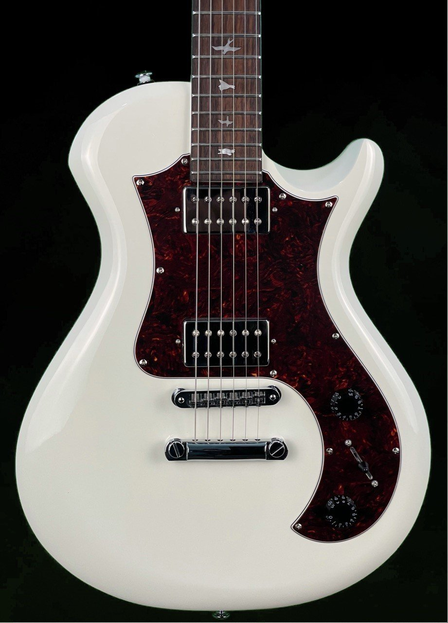 Paul Reed Smith Starla SE in Antique White with Gig Bag in Excellent Condition