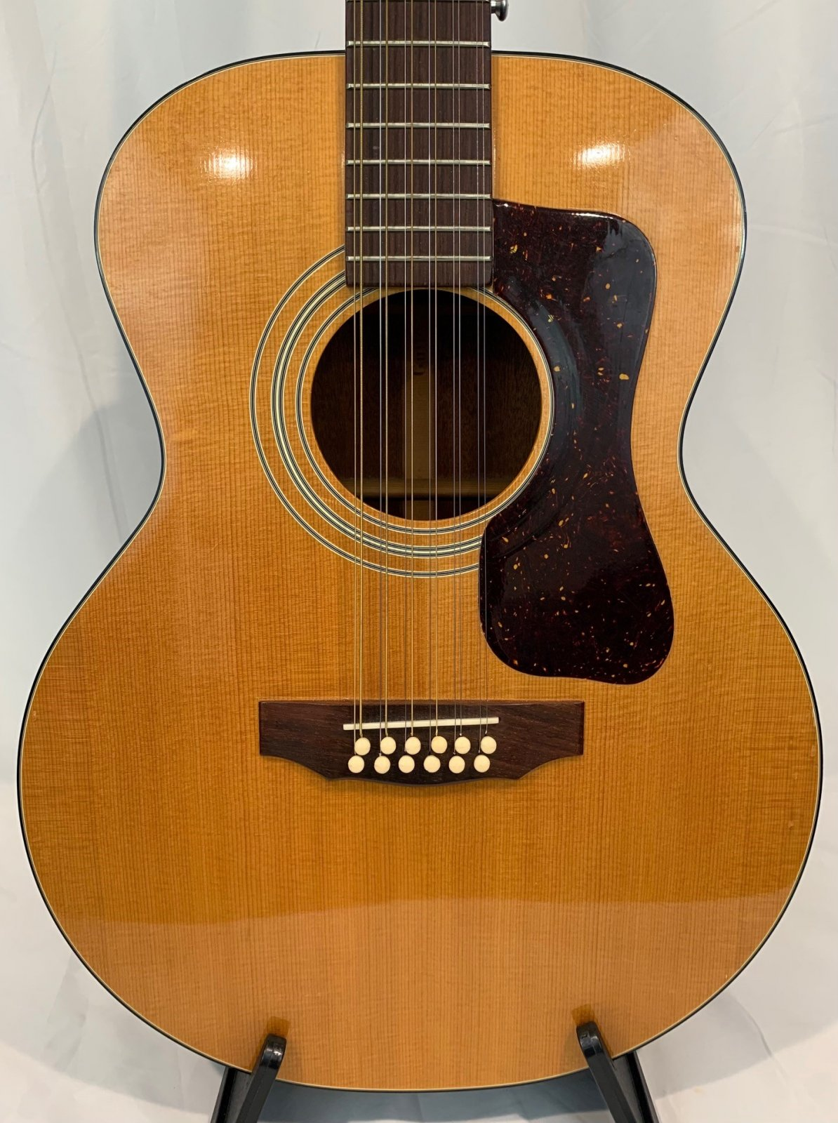 Used Guild F112  12 String Acoustic With Case