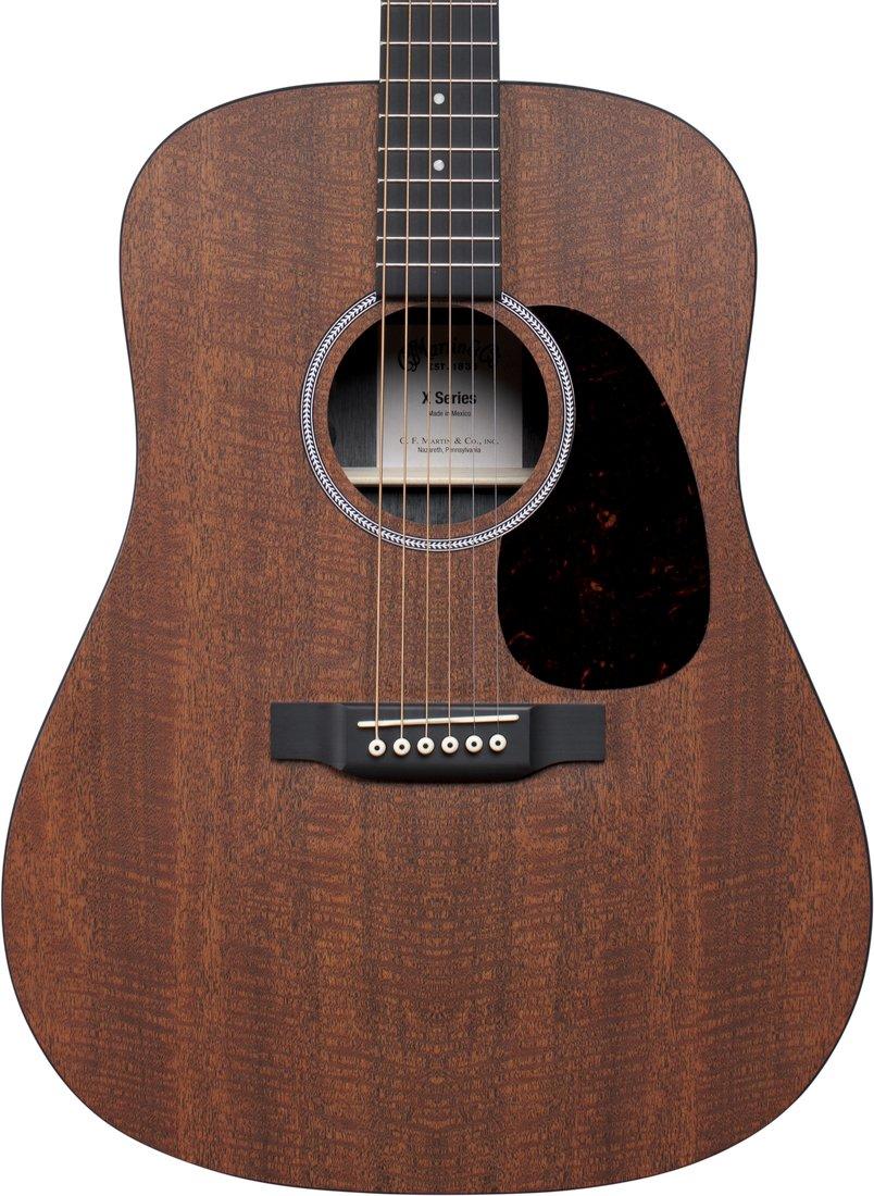 Martin DX1E-03 Mah/Mah Acoustic Guitar
