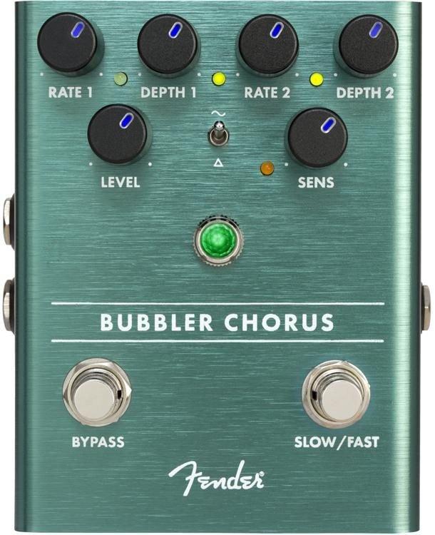 Bubbler Chorus Pedel
