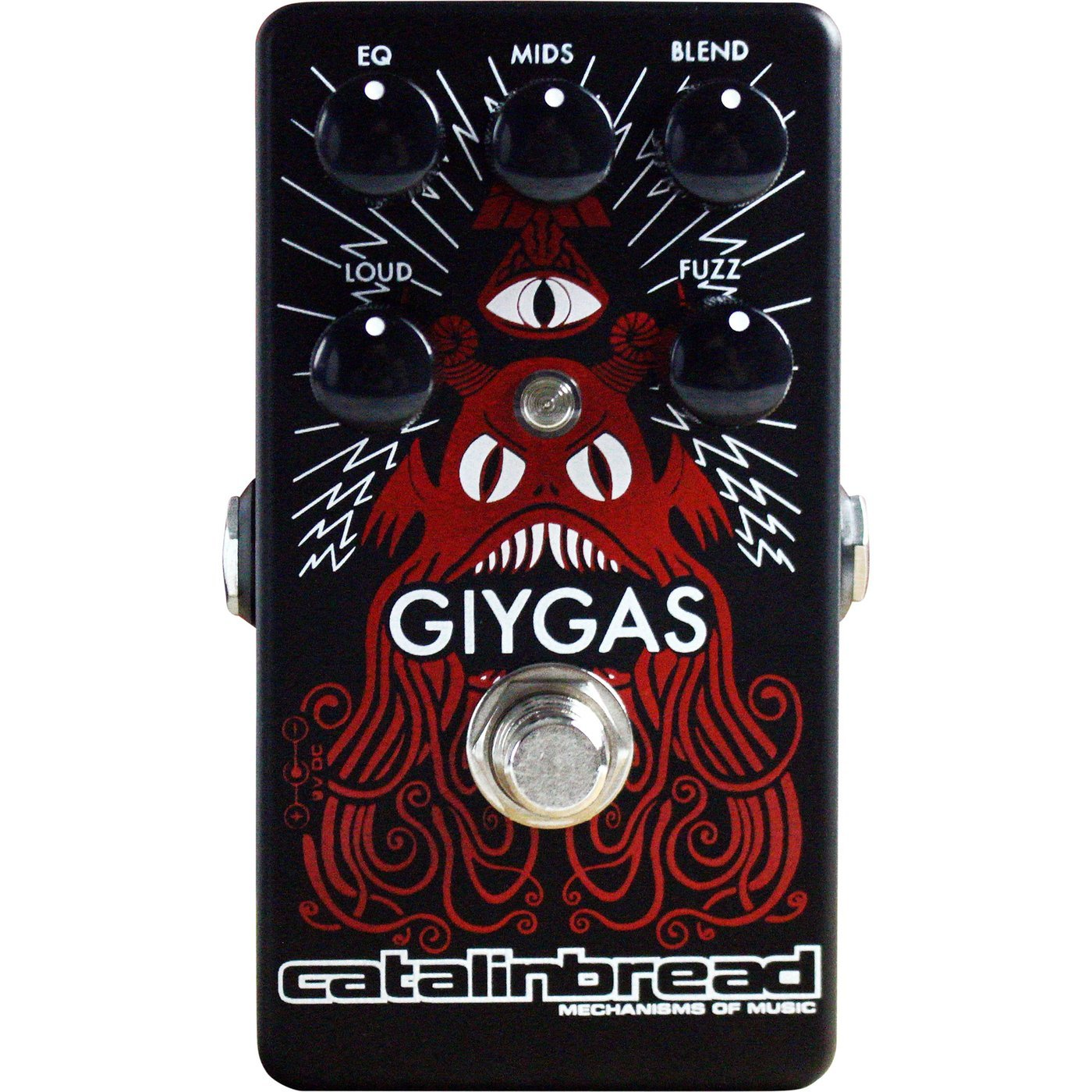 Catalinbread Giygas Fuzz / EQ Pedal