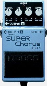 Boss CH-1 Super Chorus Pedal