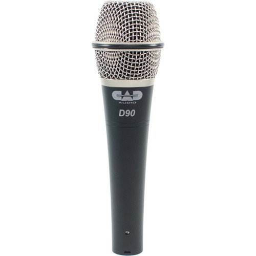 D90 Premium Super Cardiod Hand Held Mic