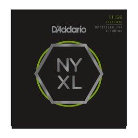 NYXL1156 6 String electric 11-56