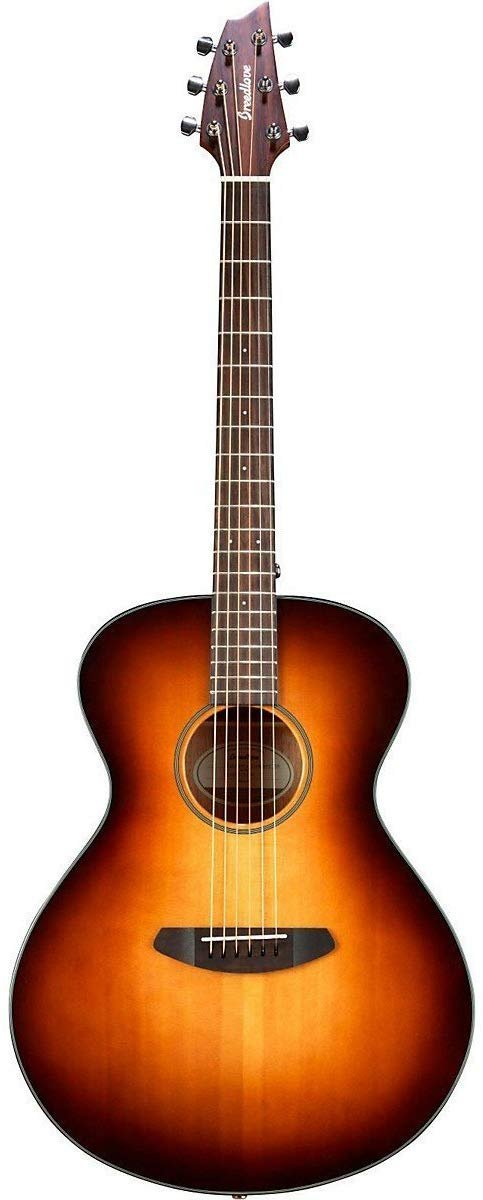 Breedlove Discovery Concert Sunburst Available On-Line Only