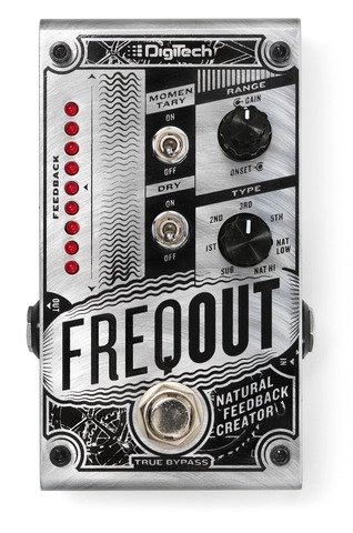 Freqout pedal