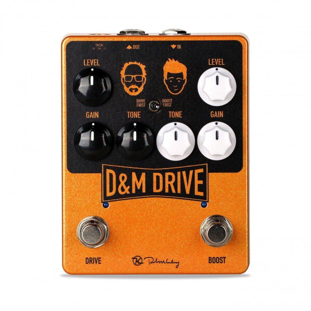 Keeley D&M Drive Pedal