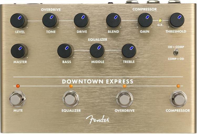 Fender Downtown Express Bass Processor