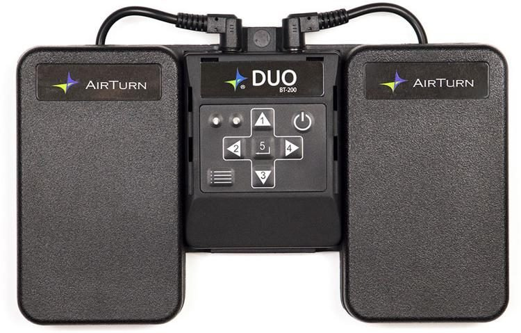 BT-200  DUO Foot Pedal