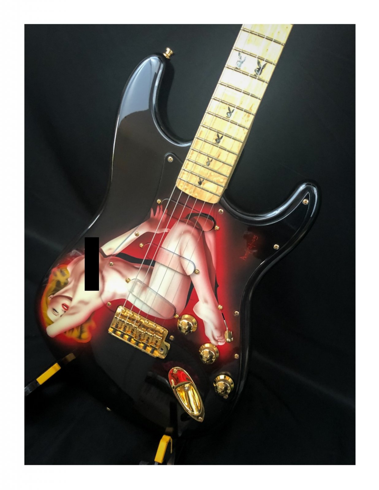 1994 Fender Custom Shop Playboy Stratocaster