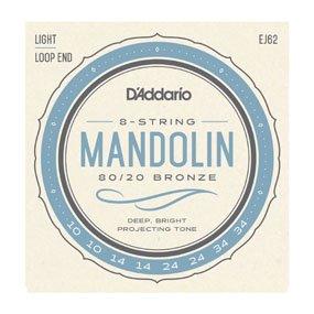Mandolin Loop End 80/20 Bronze 10-34