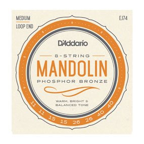 Daddario EJ74 Mandolin String
