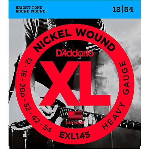 EXL145  12-54  Electric Strings