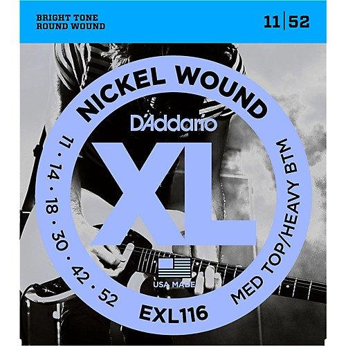 EXL116   11-52  Electric Guitar Strings