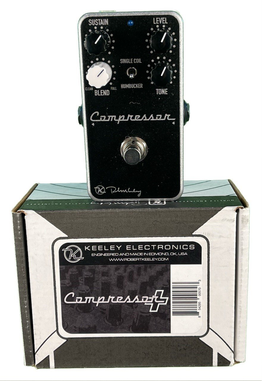 Keeley Compressor Plus Pedal in Excellent Condition