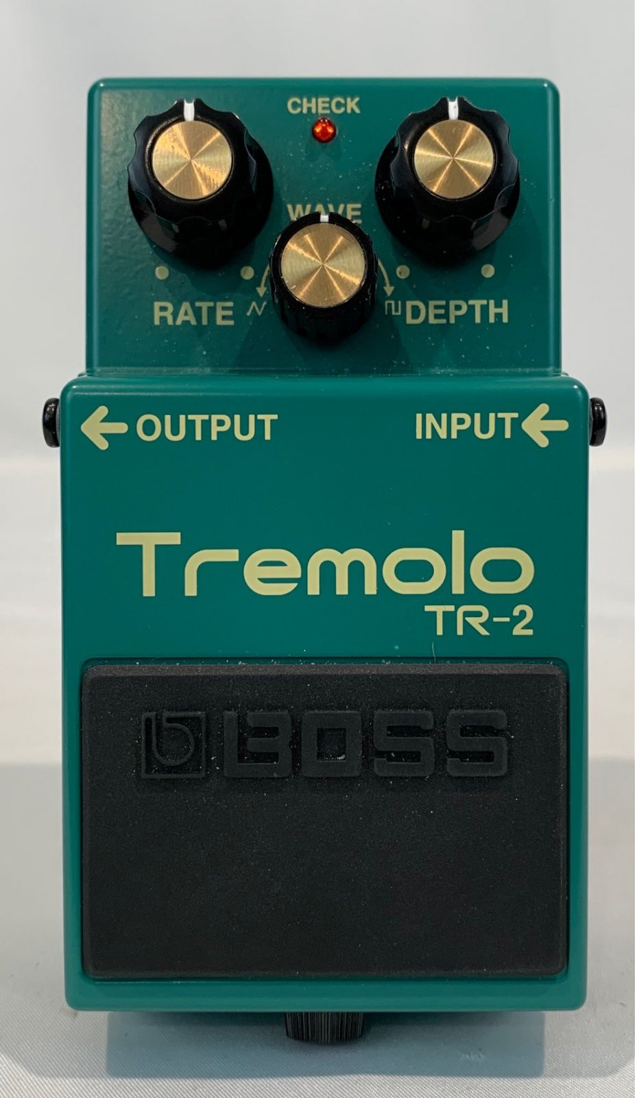 Used Boss TR-2 Tremolo Pedal from Third Rock Music Center
