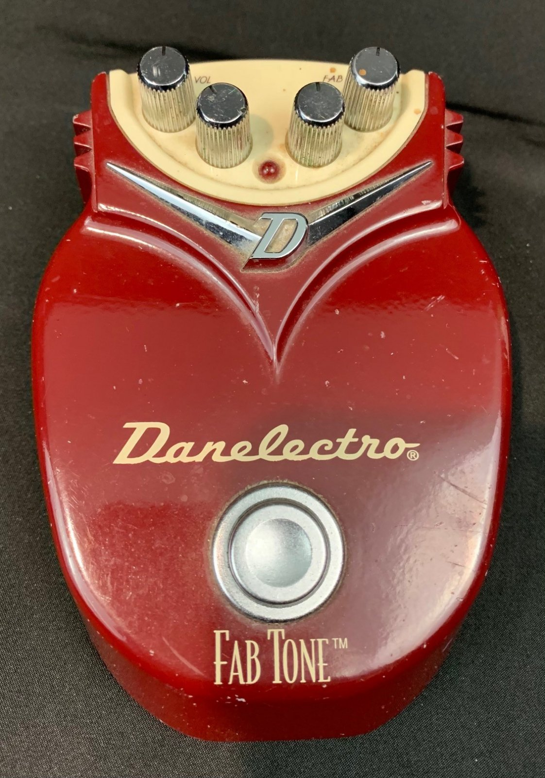 Used Danelectro Fabtone Pedal from Third Rock Music Center