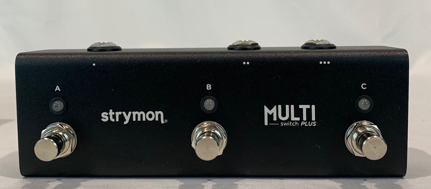 Used Strymon Multi Switch Plus