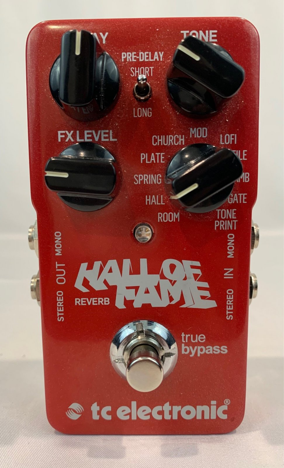 Used TC Electronics Hall Of Fame Reverb V1