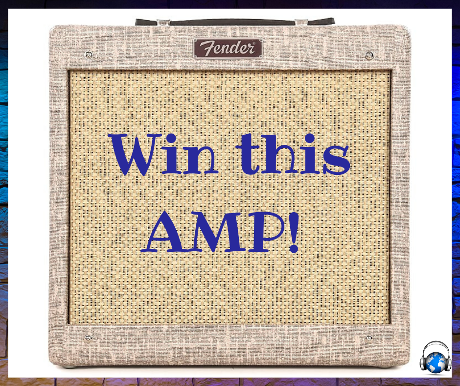 WIN this Fender Limited Edition Pro Jr IV Amp!