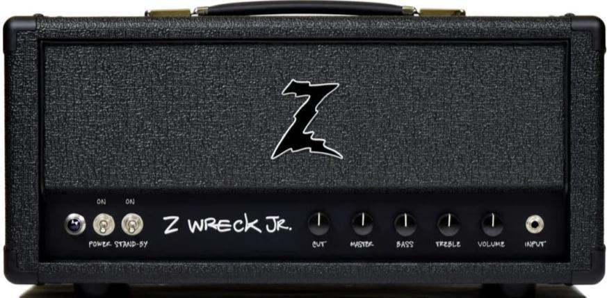 Dr Z Z Wreck JR Head