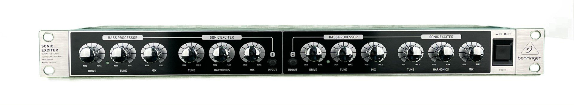Behringer SX3040  Sonic Exciter in Very Good Condition
