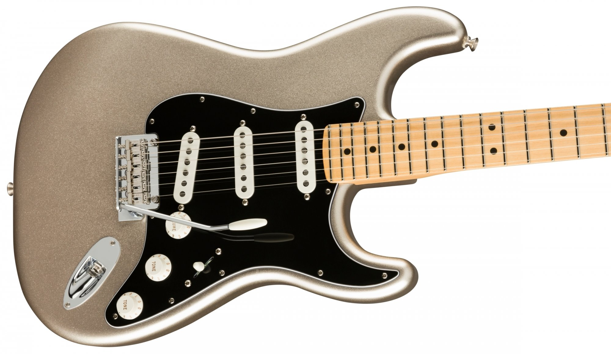Fender 75th Anniversary Player's Stratocaster with Bag