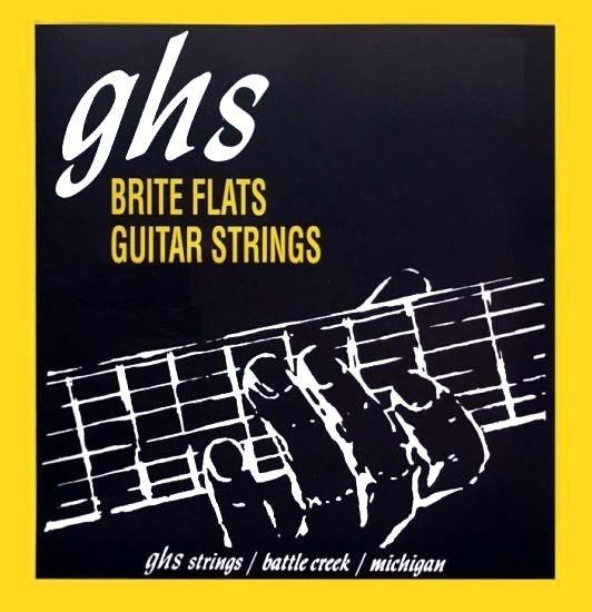 GHS 710 Brite Flats Guitar Strings