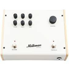 Milkman Sound The Amp 50 Watt in White