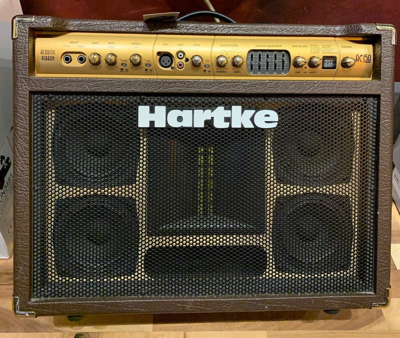 Used Hartke AC150 Acoustic Amplifier