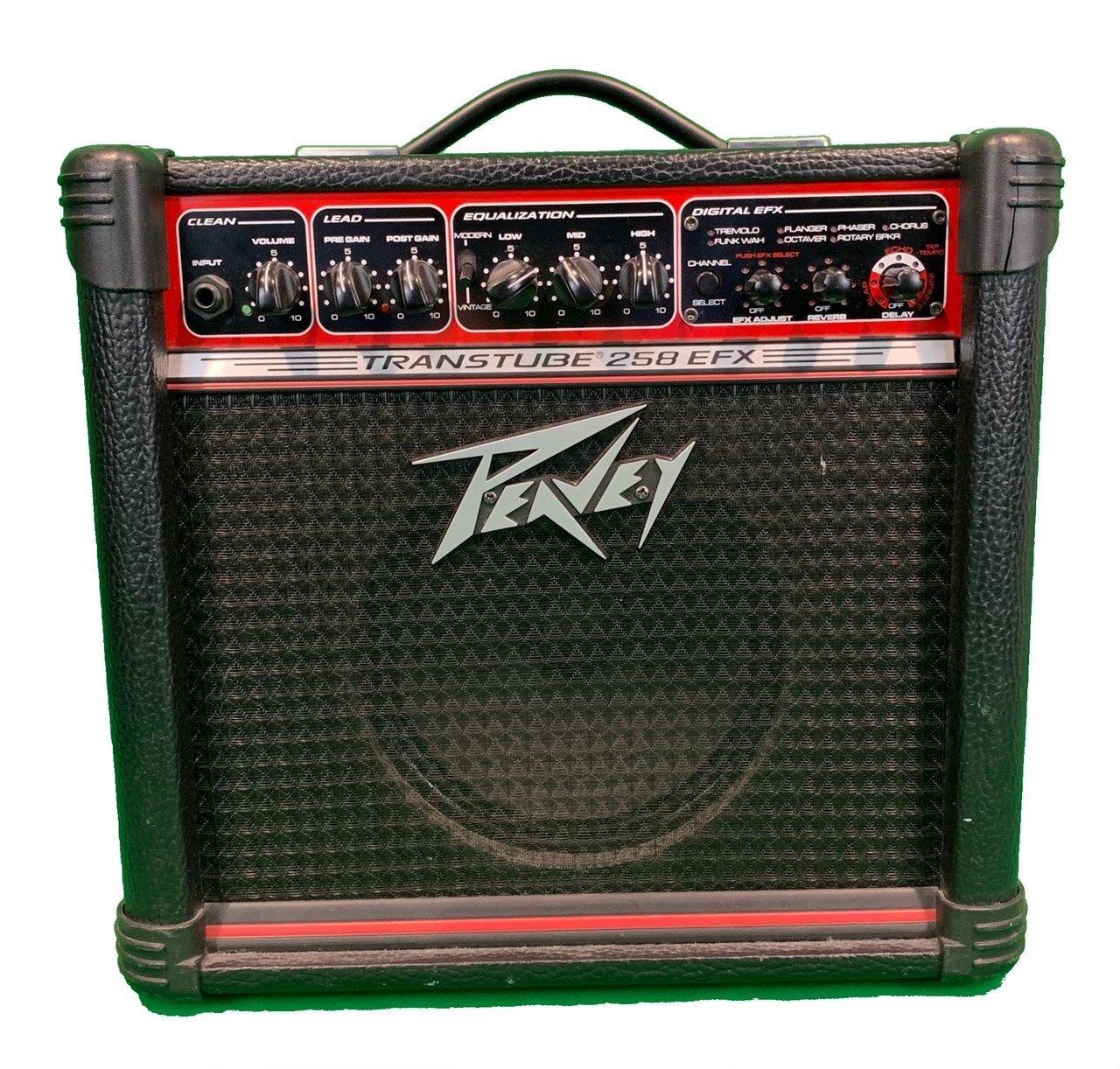 Used Peavey Transtube 258 EFX guitar Amplifier