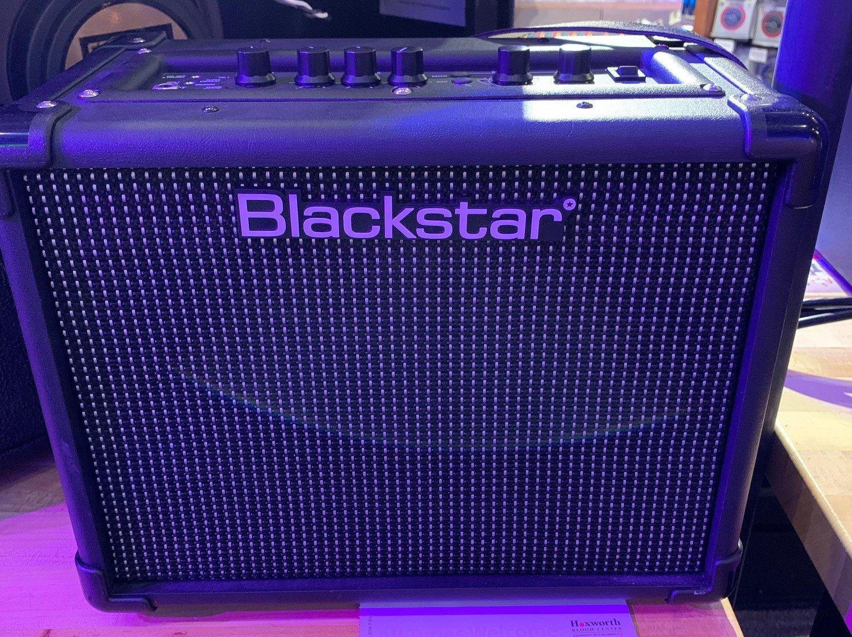 Used Blackstar ID core amplifier