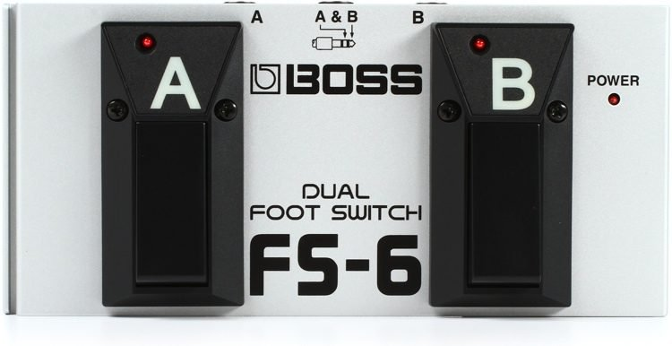FS-6 Double Footswitch