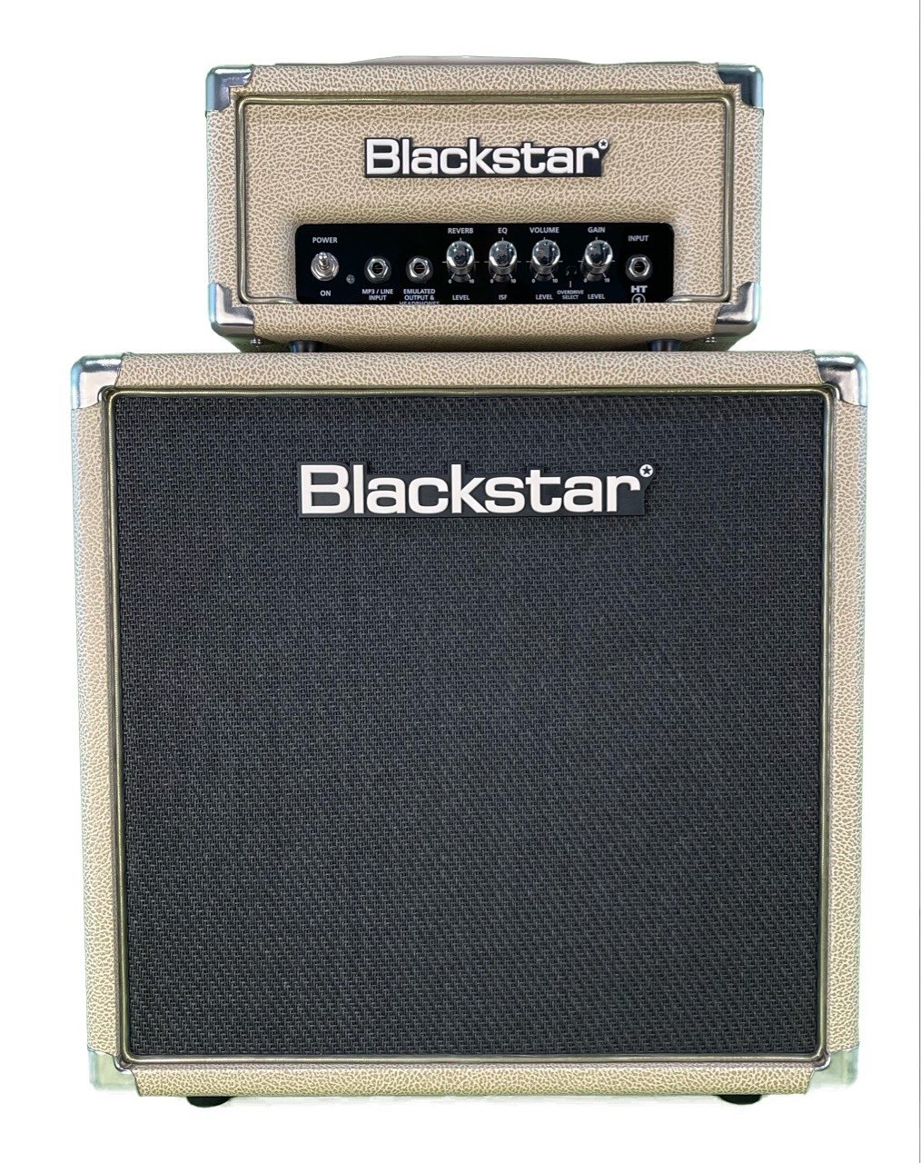 Blackstar HT-1RH and HT-112 Guitar Amplifier Head and Cabinet  in Excellent Condition