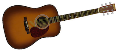 Martin D18 1933 Ambertone with Case