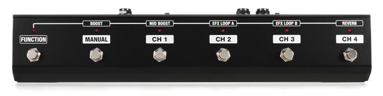 GA-FC 6 Button Footswitch
